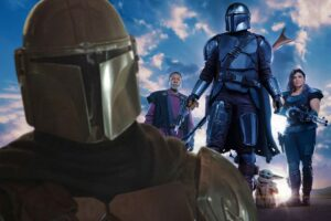 The Mandalorian: Sounds for Season 2 of The Mandalorian series