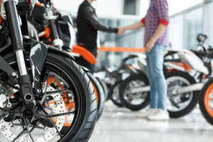 Buying A Second-Hand Motor Cycle Online
