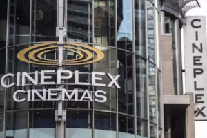 $90.6 million free cash with property and loyalty program deals have been raised by Cineplex