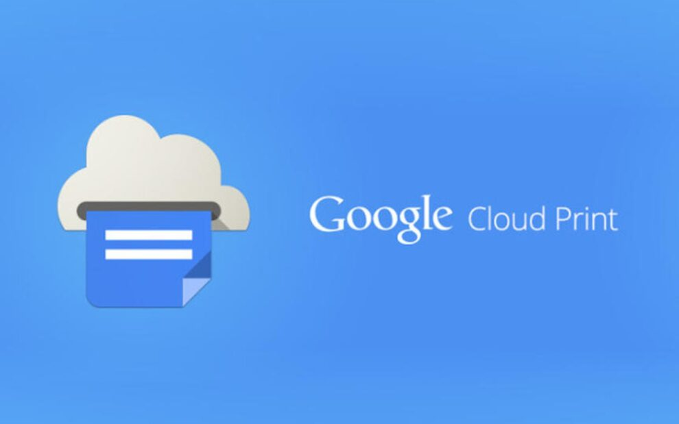 Cloud Print To Be Shut Down By Google This Week