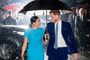 Podcast By Prince Harry, Meghan Markle To Be Released On Spotify