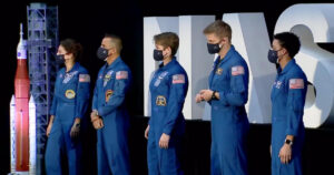 Team Of 18 Astronauts Will Be Trained For Artemis Moon Landings, NASA Announces
