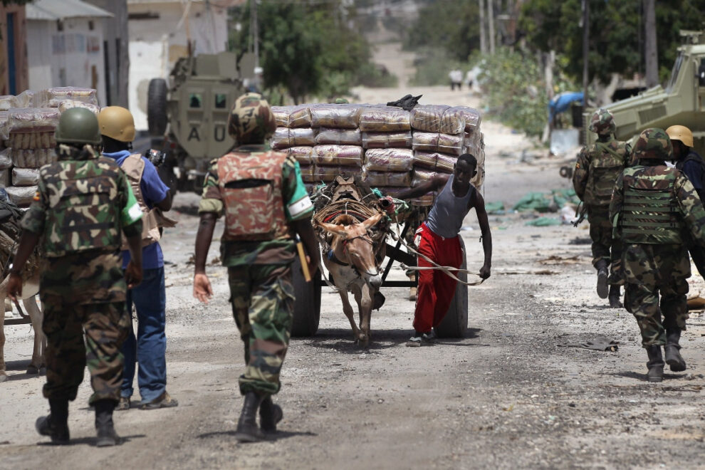US Troops Ordered To Withdraw From Somalia By Trump