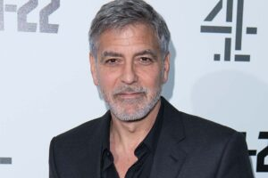 George Clooney says the Trump family is into the dustbin because of the riots