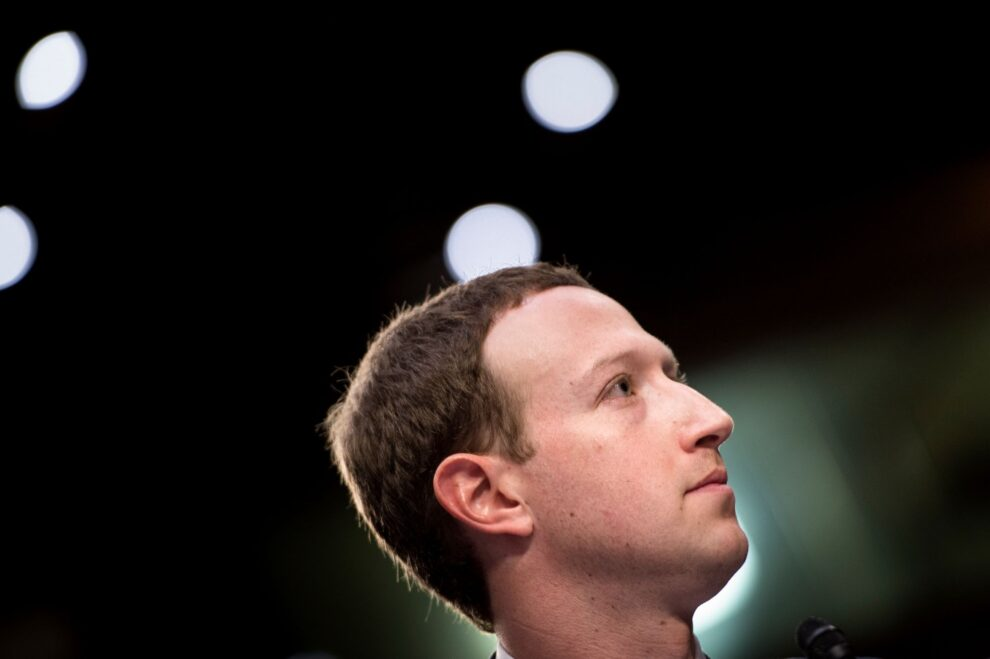 Mark Zuckerberg Interested In The Reduction Of Political News From The Feed