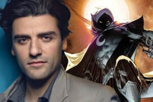 "Oscar Issac going to be joined by May Calamawy in the Disney+ series ""Marvel's Moon Knight"""