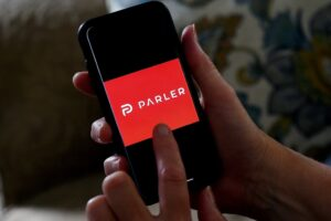Parley Talks About His Views On Parler