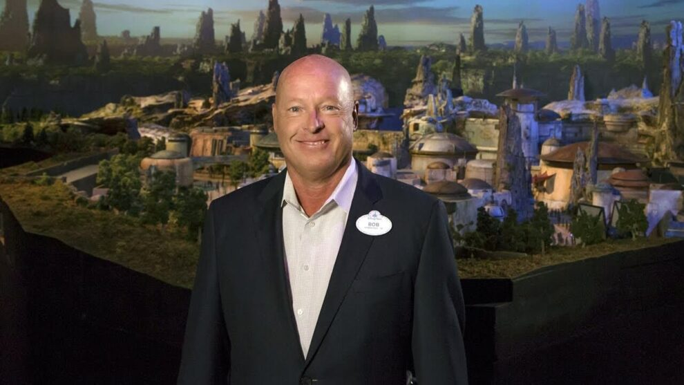 Violence at US Capitol is remarked as sad and tragic day for the country by Disney CEO Bob Chapek