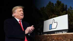 Trump's suspension from Facebook to be reviewed by Facebook's Oversight Board