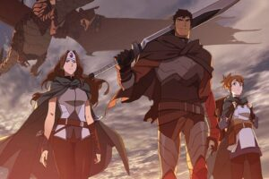 Dota 2: Netflix's Most Awaited Anime Series Release In March