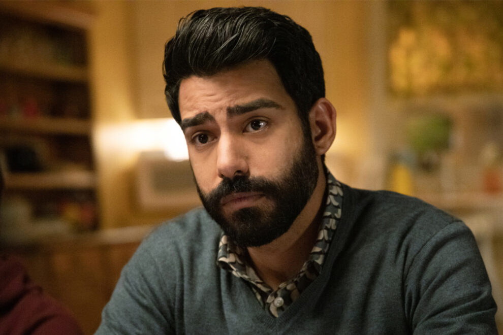 "Rahul Kohli from ""Haunting of Bly Manor"" calls out Golden Globes"