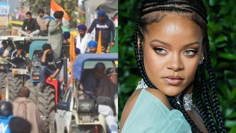 Rihanna Tweeted in Assistance with The Farmers