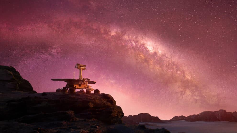 "Amazon's Mars Rover Doc ""Good Night Oppy"" Will Tell Mars Exploration Rover With Human"