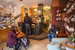 Coffee Bar/Tea Salon