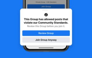 Facebook to Act Rigorously on Groups that Repetitively Violate its Rules