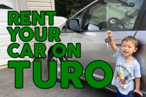 Rent your Car on Turo