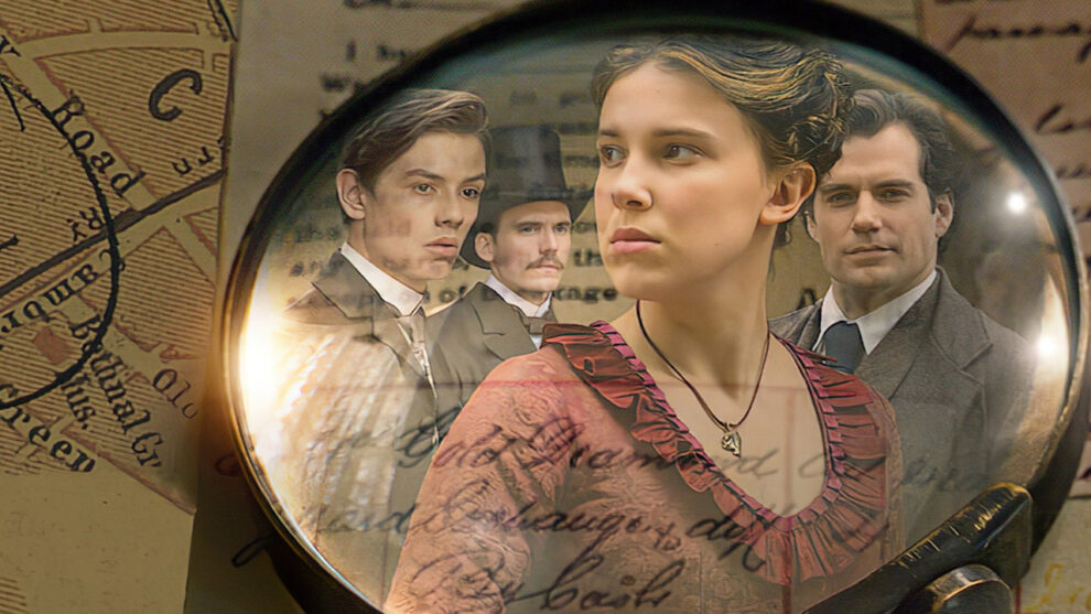 Brown And Cavill To Return As 'Enola Holmes 2' Is In Development