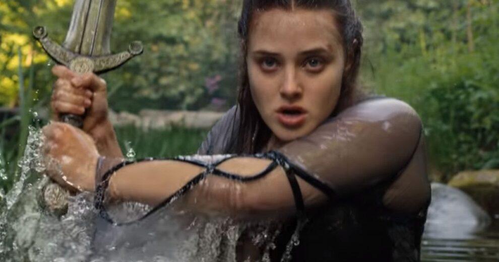 Has Netflix renewed or canceled Season 2 of 'Cursed'?
