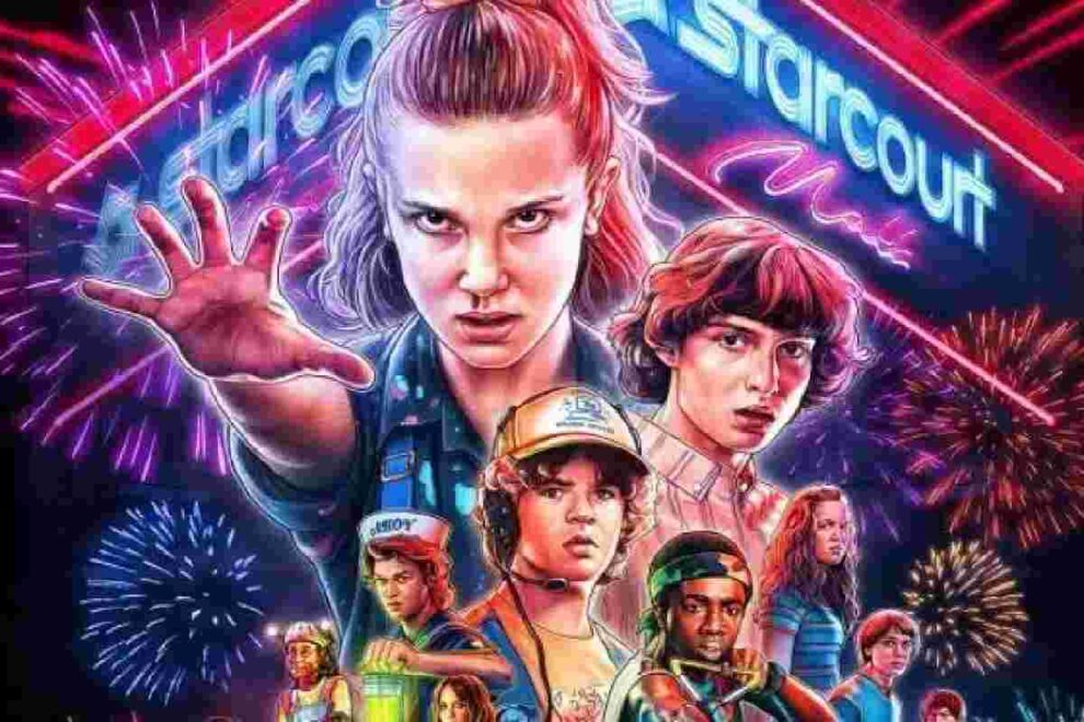 Season 4 of 'Stranger Things' will soon be released on Netflix