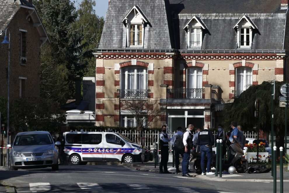 Terror Probe Is Launched By France After The Fatal Stabbing Of Officer
