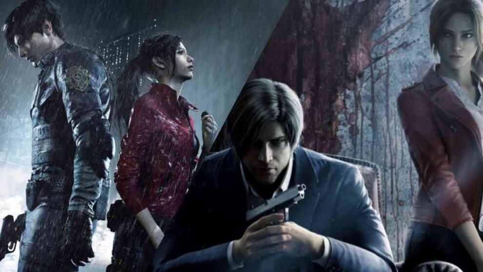 The Anime Series 'Resident Evil: Infinite Darkness' is Out for Release - Netflix