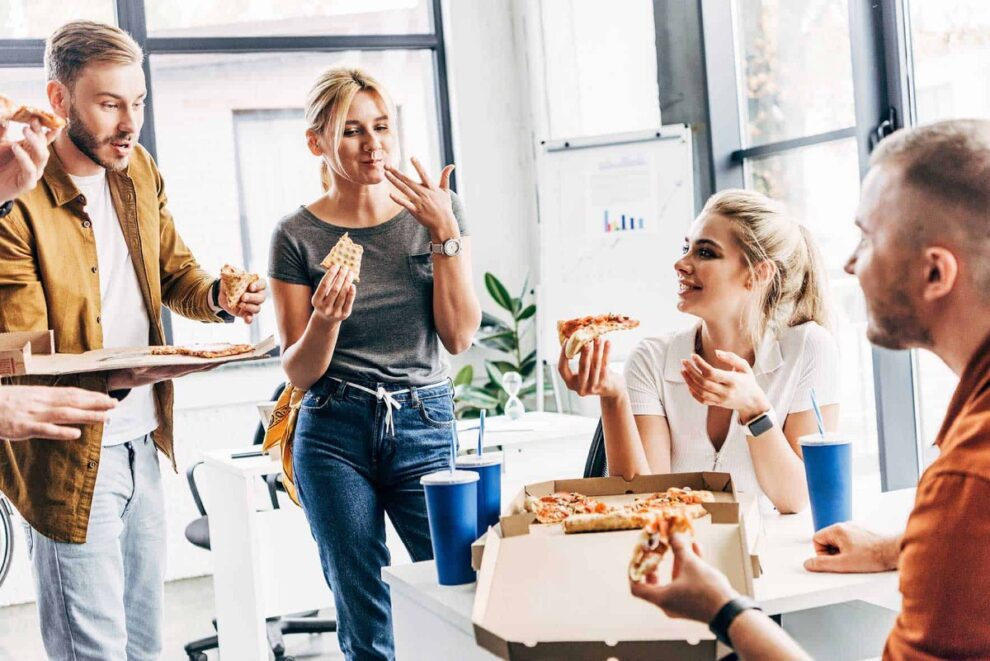 6 Ways To Maximize Your Lunch Break