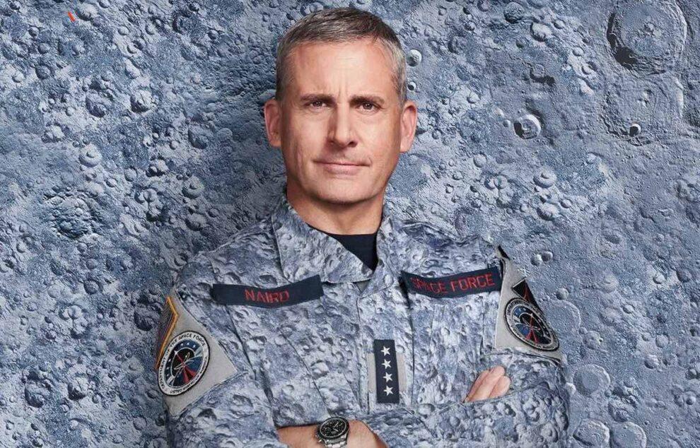 An Exclusive Update On Space Force Season 2   Shooting Begins!