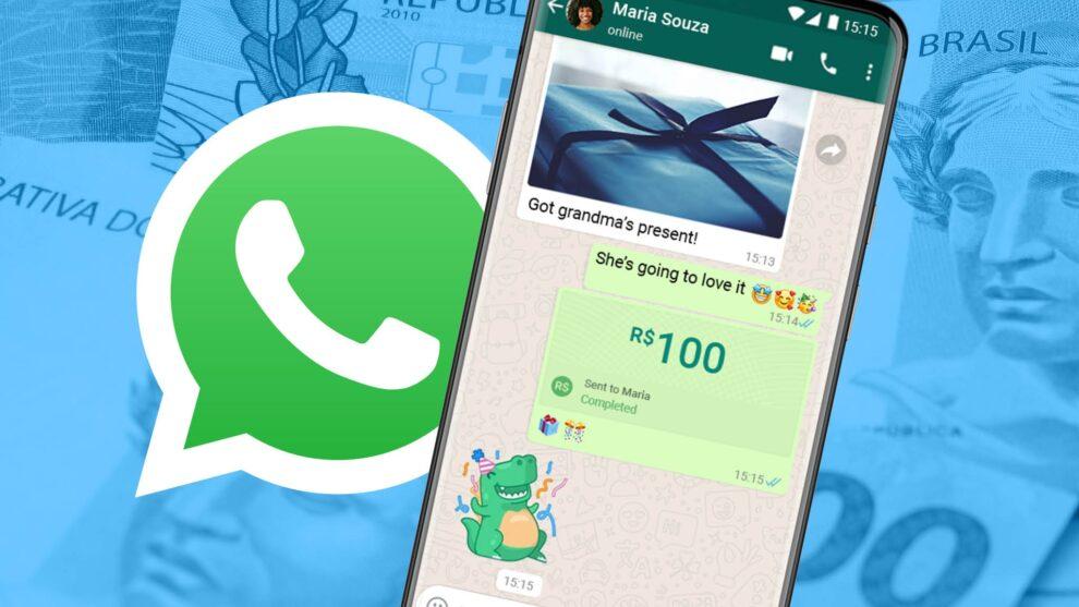 Brazilians Can Again Send And Receive Money Through Whatsapp Pay