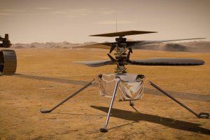 NASA Perseverance Rover Lands On Mars