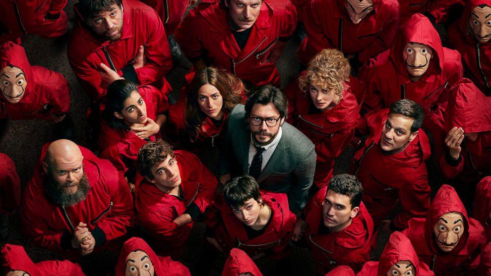 Season 5 of 'Money Heist' soon to be released on Netflix