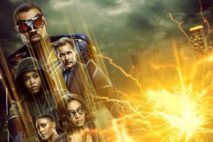 When will Season 4 of 'Black Lightning' release on Netflix?