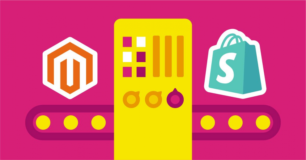 How to Transfer Your E-commerce store from Magento to Shopify
