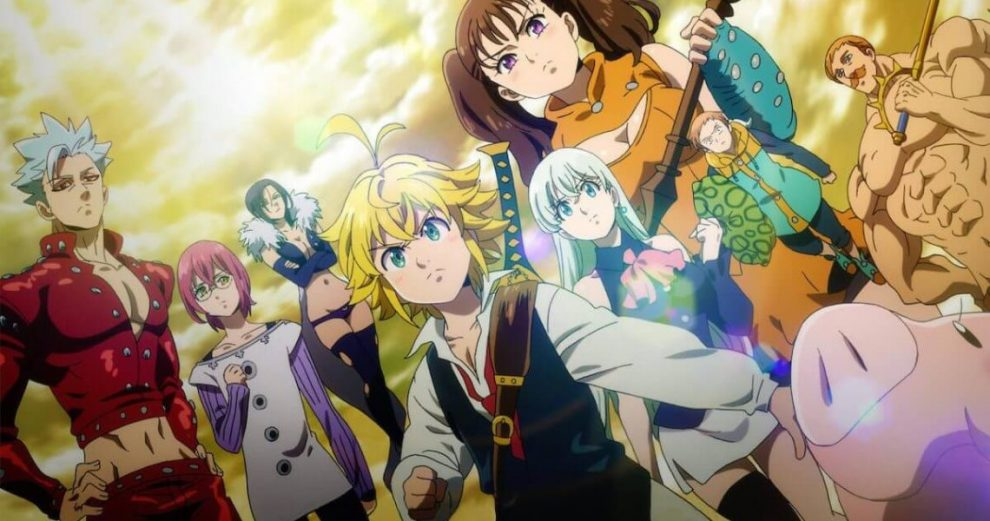 When will Season 5 of 'The Seven Deadly Sins' release on Netflix?