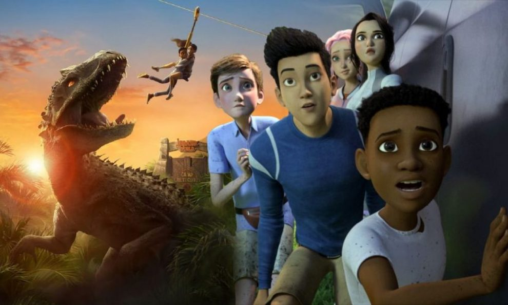 Will 'Jurassic World Camp Cretaceous' Season 4 release on Netflix?
