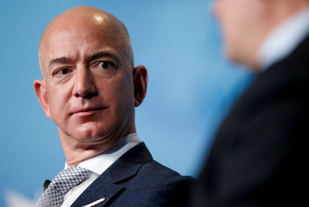 Jeff Bezos: The Richest Man in the World is no longer the Richest person