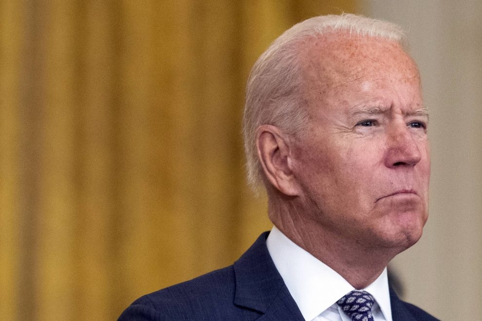 Joe Biden Is Rated To Be The Worst President For Handling The Afghan Matter