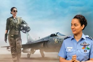 Kangana Ranaut: All Set To Start Her New Mission With The Film Tejas