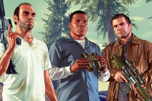 Grand Theft Auto To Re-Release On Modern Platforms