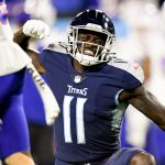 Monday Night Football Win By Tennessee Titans