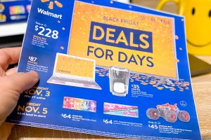 Walmart Black Friday Deals: Mind Blowing Offers For All