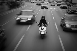 Navigating The City As A Motorcyclist